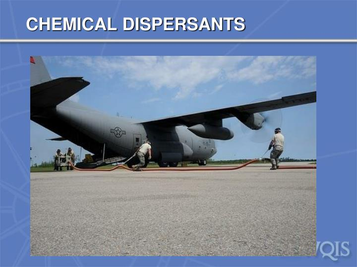 CHEMICAL DISPERSANTS