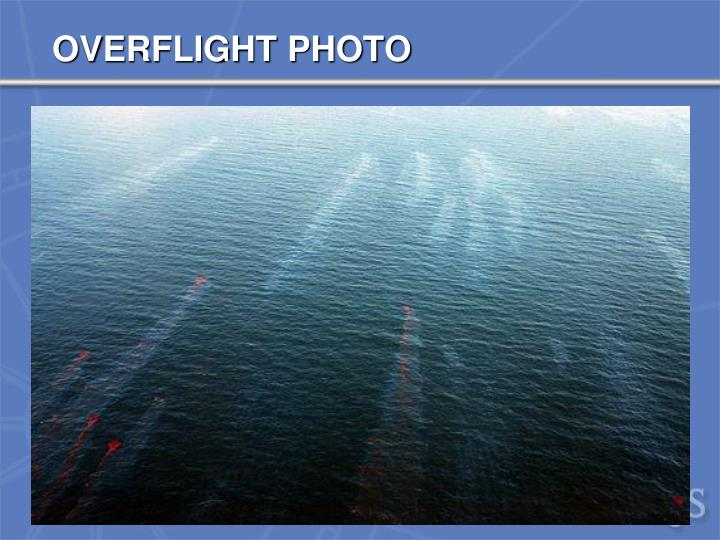 OVERFLIGHT PHOTO
