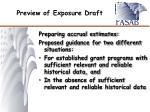 preview of exposure draft2