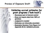 preview of exposure draft5