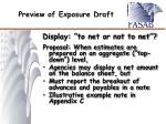 preview of exposure draft6