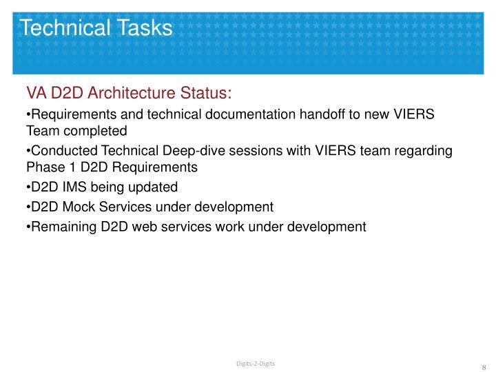 Technical Tasks