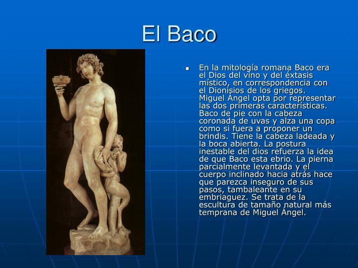 El Baco