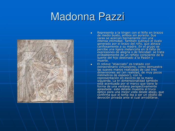Madonna Pazzi