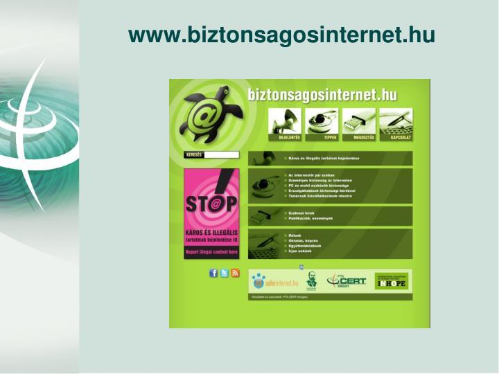www.biztonsagosinternet
