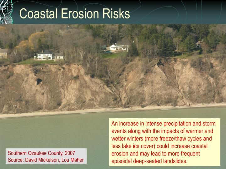 Coastal Erosion Risks
