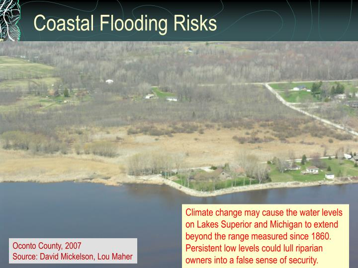 Coastal Flooding Risks