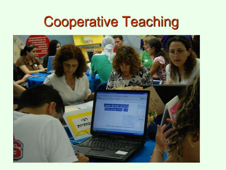 Cooperative Teaching