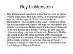 roy lichtenstein1
