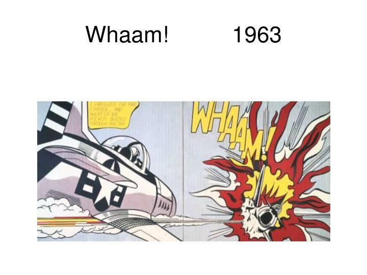 Whaam!1963