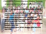 realizaci n primera asamblea madres titulares programas familias en acci n 29 abril 2008