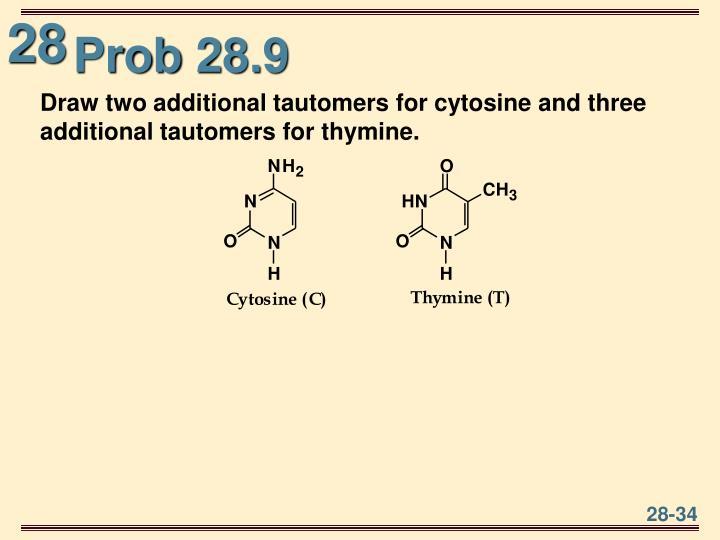 Prob 28.9