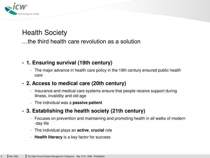 Health Society