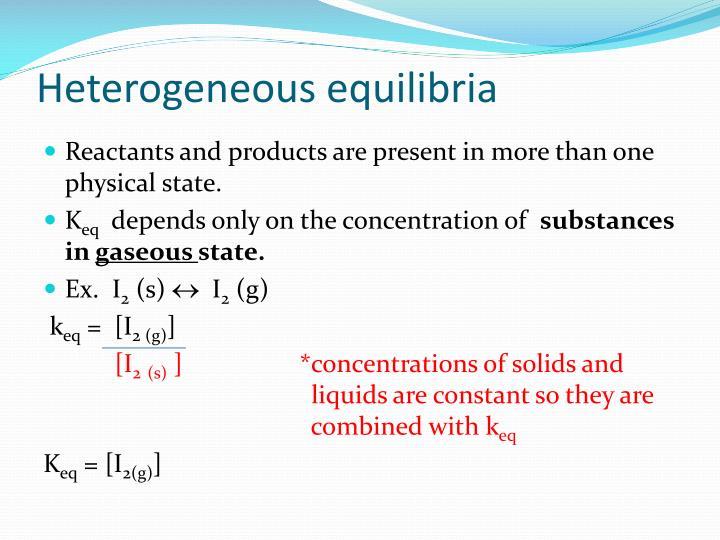 Heterogeneous