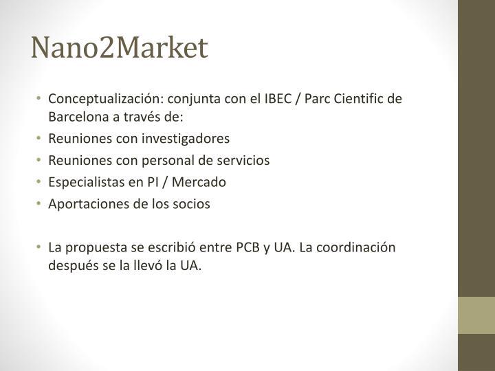 Nano2Market