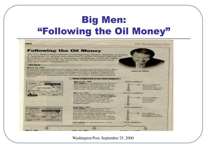 Big Men: