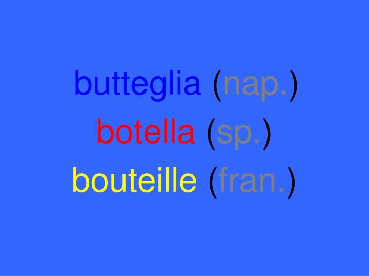 butteglia