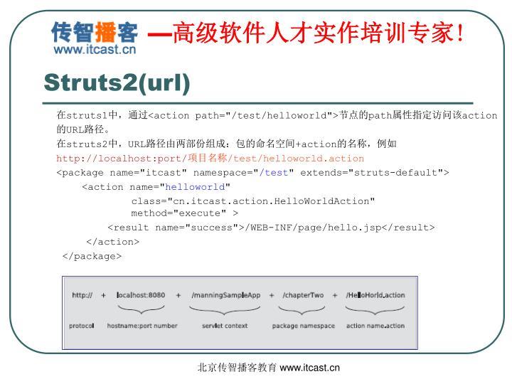 Struts2(url)