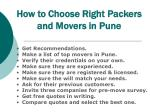 how to choose right packers and movers in pune1