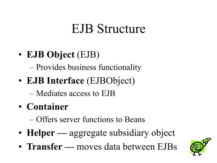 EJB Structure