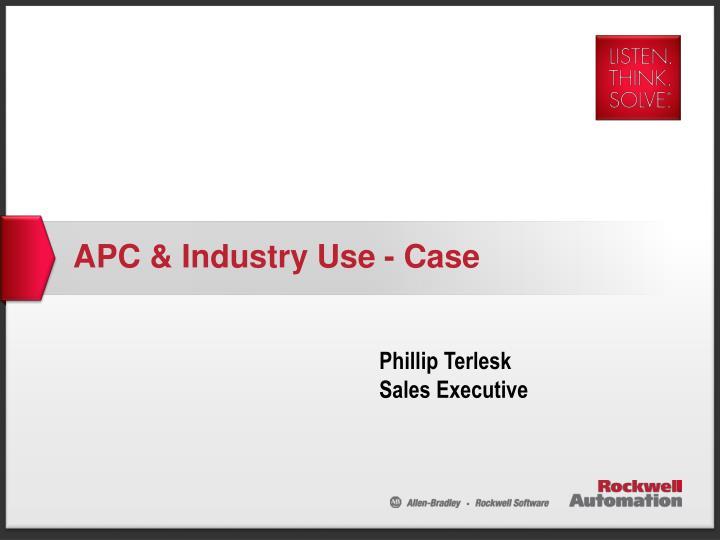 APC & Industry