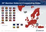25 member states 5 cooperating states