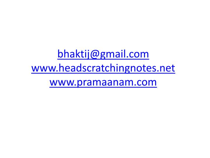 bhaktij@gmail.com
