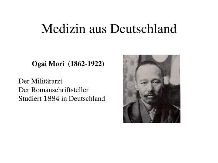 Medizin aus Deutschland