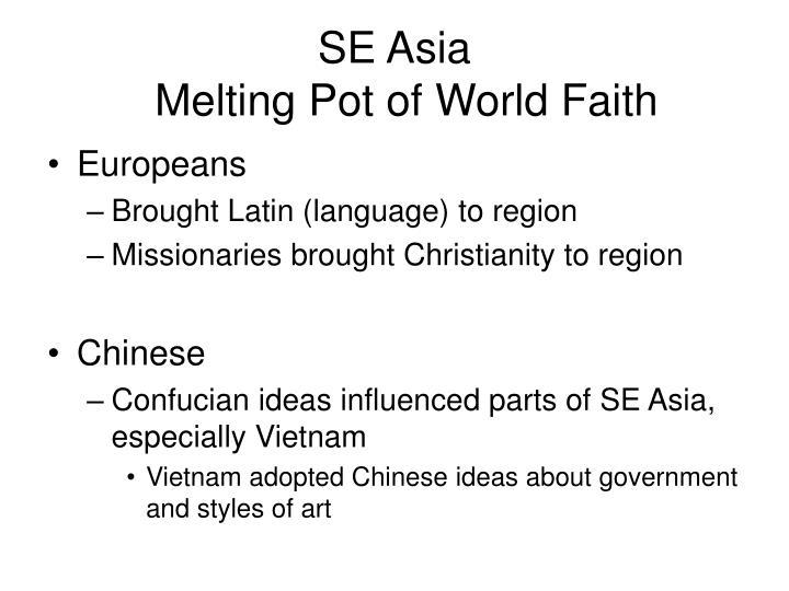 SE Asia