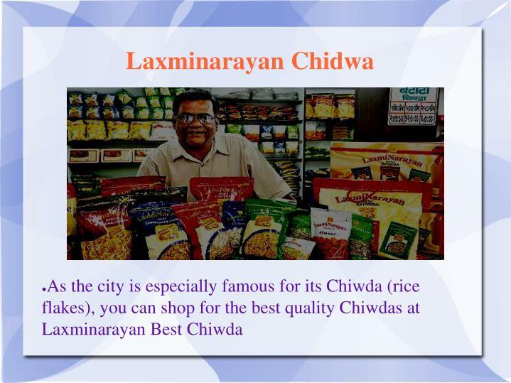 Laxminarayan Chidwa