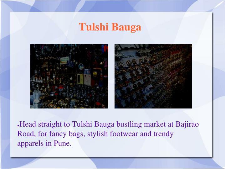 Tulshi Bauga