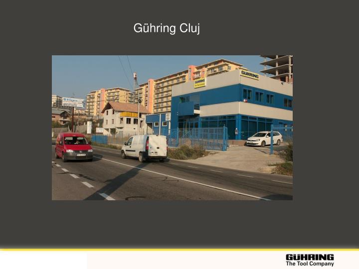 Gühring Cluj