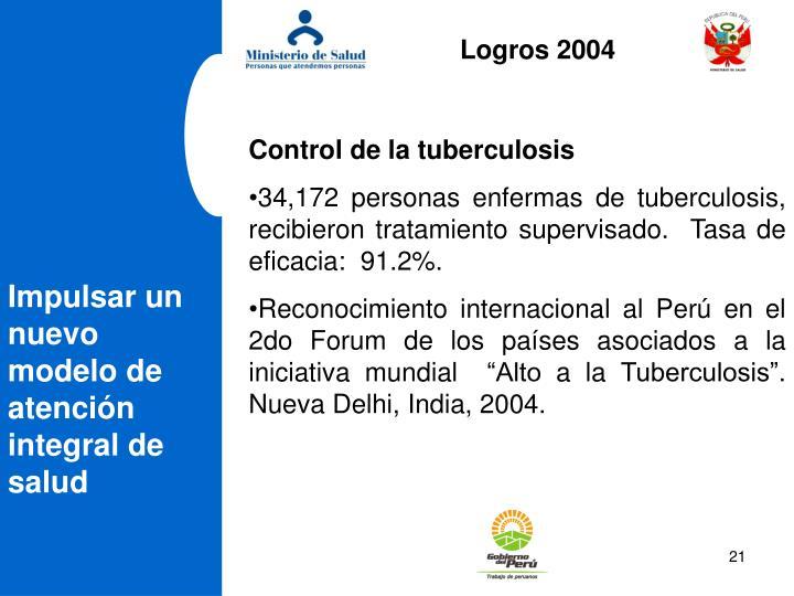 Logros 2004