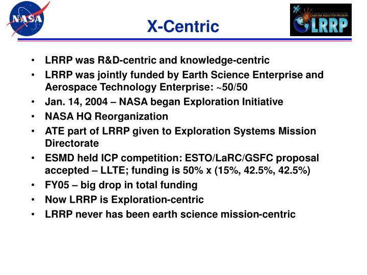X-Centric