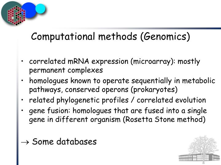 correlated mRNA expression (microarray): mostly permanent complexes