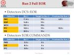 run 2 full eor2