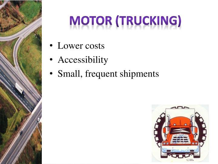 Motor (Trucking)