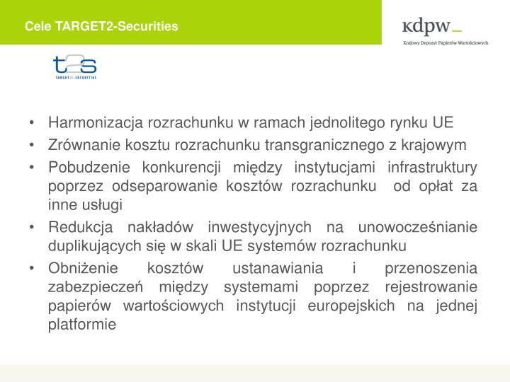 Cele TARGET2-Securities