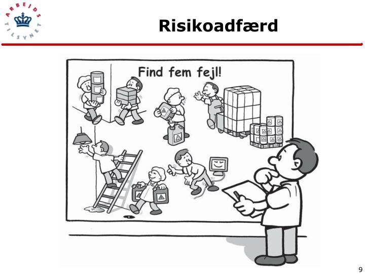 Risikoadfærd