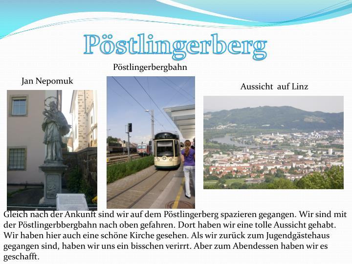 Pöstlingerberg