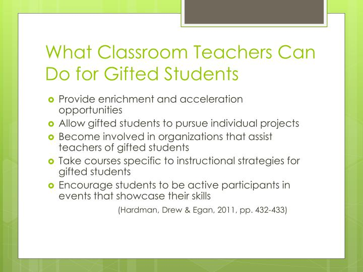 Classroom Enrichment Ideas ~ Enrichment activities for gifted students pictures to pin