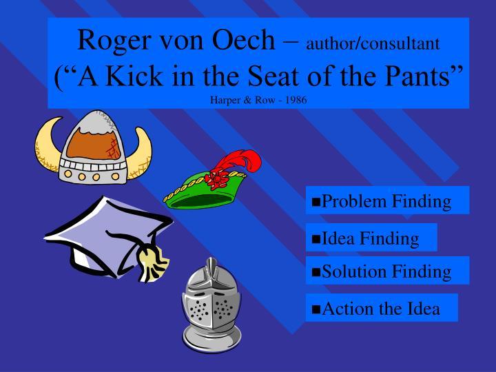 Roger von Oech –