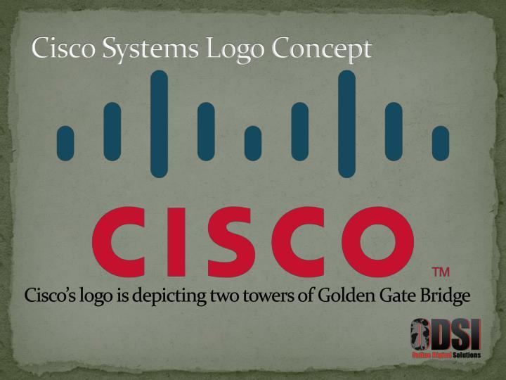 Cisco Systems Logo Concept