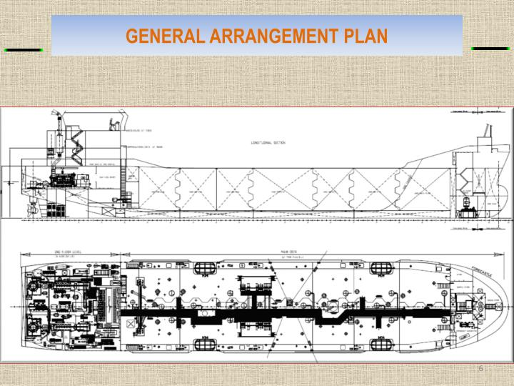 GENERAL ARRANGEMENT PLAN