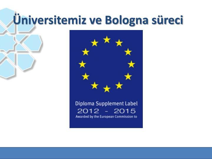 Üniversitemiz ve Bologna süreci