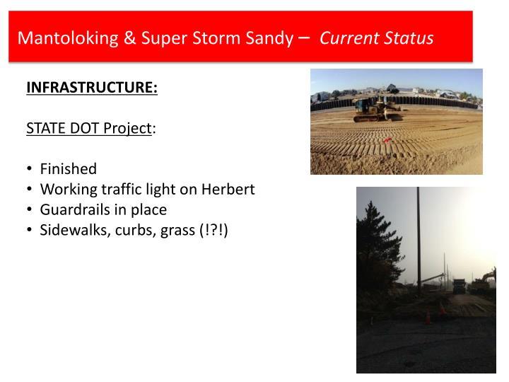 Mantoloking & Super Storm Sandy