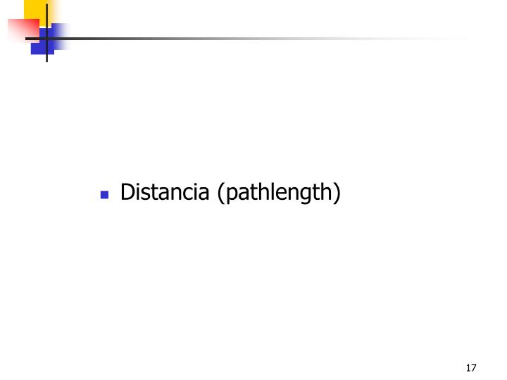 Distanc