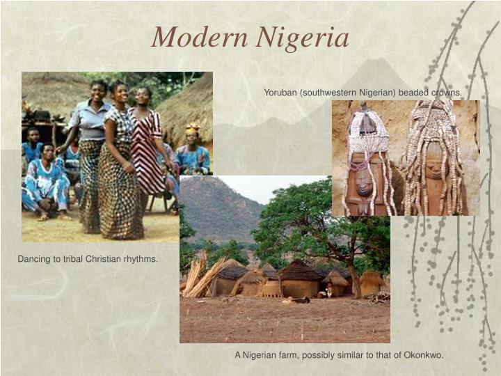 Modern Nigeria