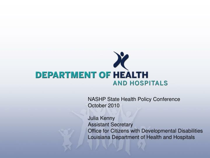 NASHP State Health Policy Conference