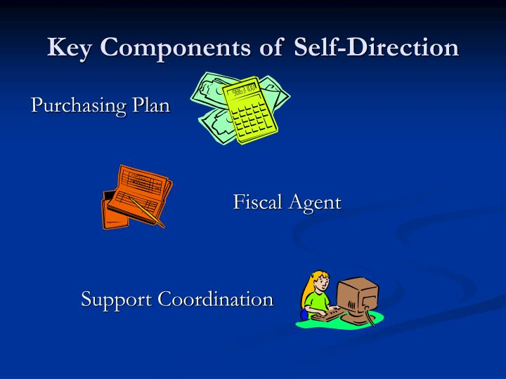 Key Components of Self-Direction